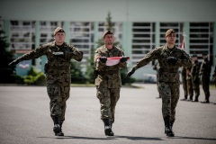 27.06.2020 -  Krakow - Rzaska 11 MBOT Przysiega Fot.  DWOT