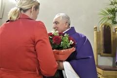 Życzenia dla księży prałatów Józefa Leśniaka i Edwarda Nylca_Moment(20)