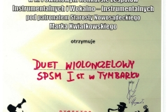 Duet-wiolka-dy