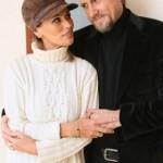 Bogusław Morka z żoną Kingą ( fot.Dawid Łukasik)