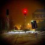 Tymbark zimą 2