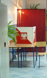 lokal wyborczy Tymbark2