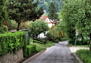 uliczka Tymbarku3