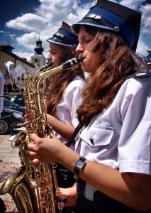 orkiestra - dziewczęta