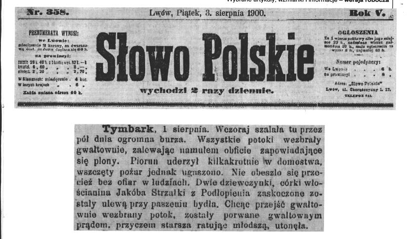 gazeta Słowo Polskie