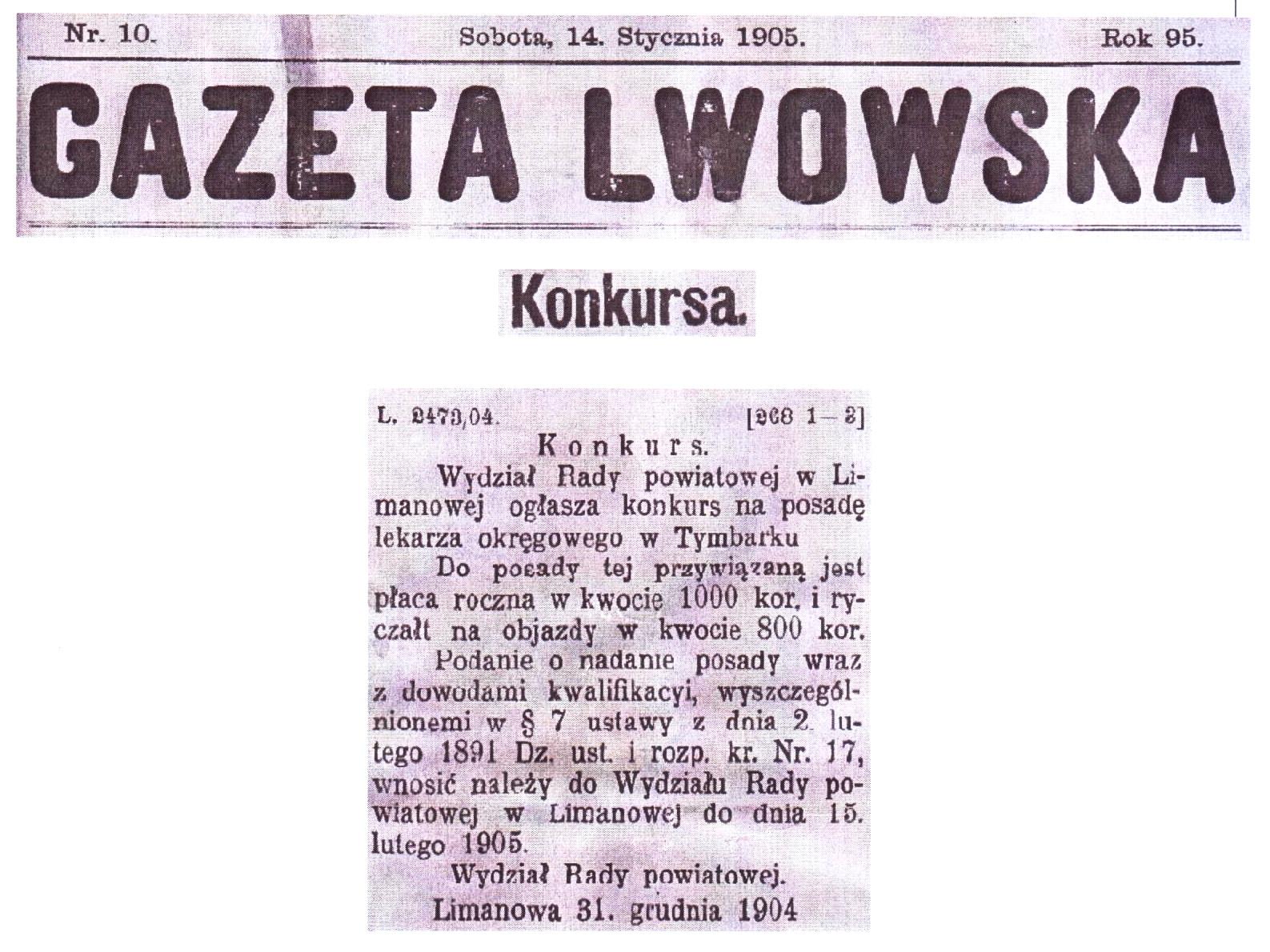 Gazeta Lwowska2