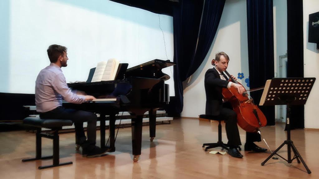 Koncert w szkole