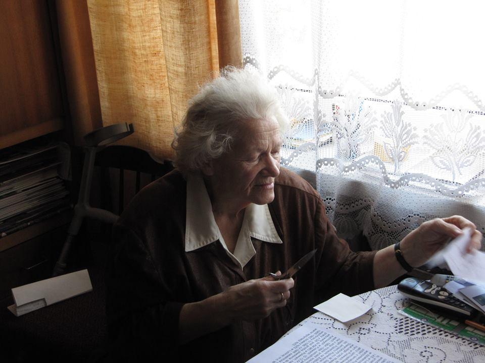 Pani Maria Kapturkiewicz-Szewczyk