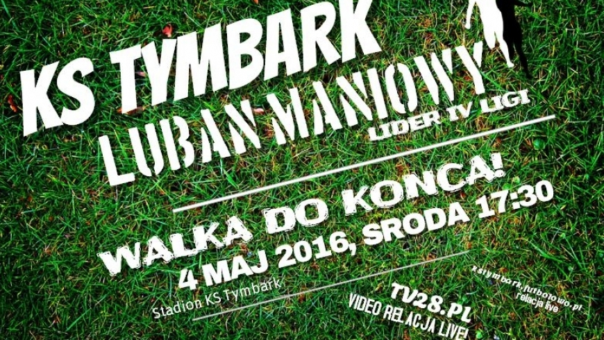 KS Tymbark -Luban Maniowy