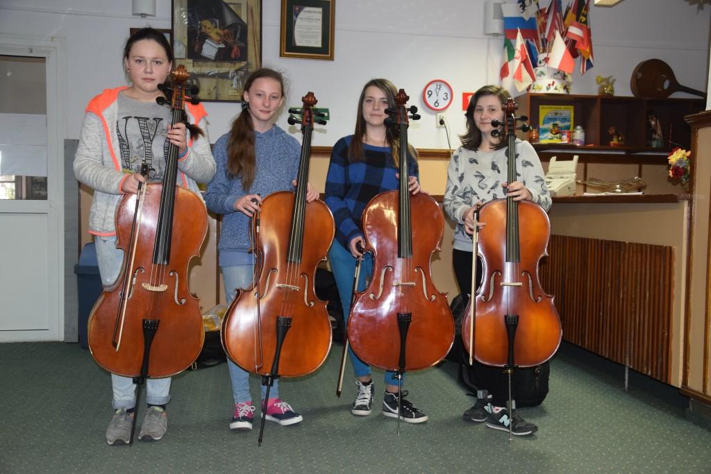 Quatro Cello