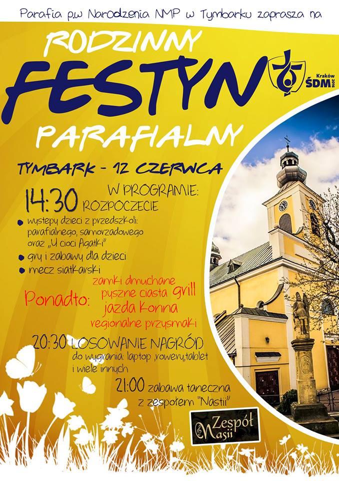 Rodzinny Festyn Parafialny