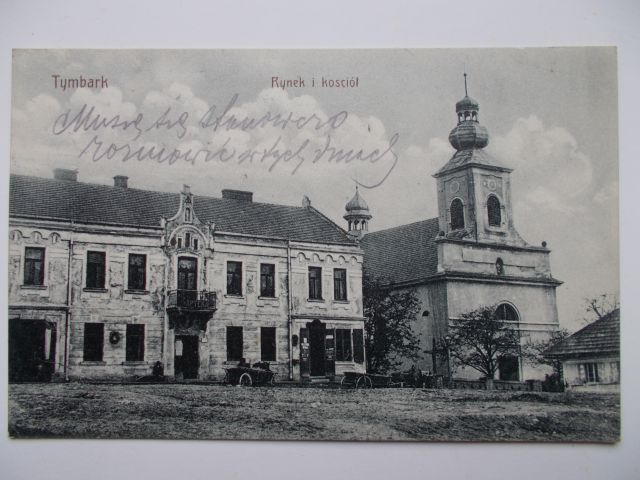 1-tymbark-rynek-i-kosciol-1913-jak-zmniejszyc-fotke_pl