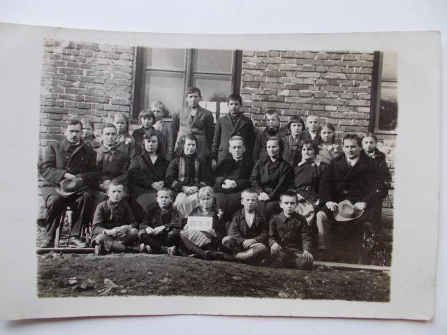 6-tymbark-szkola-oddzialvii-1932