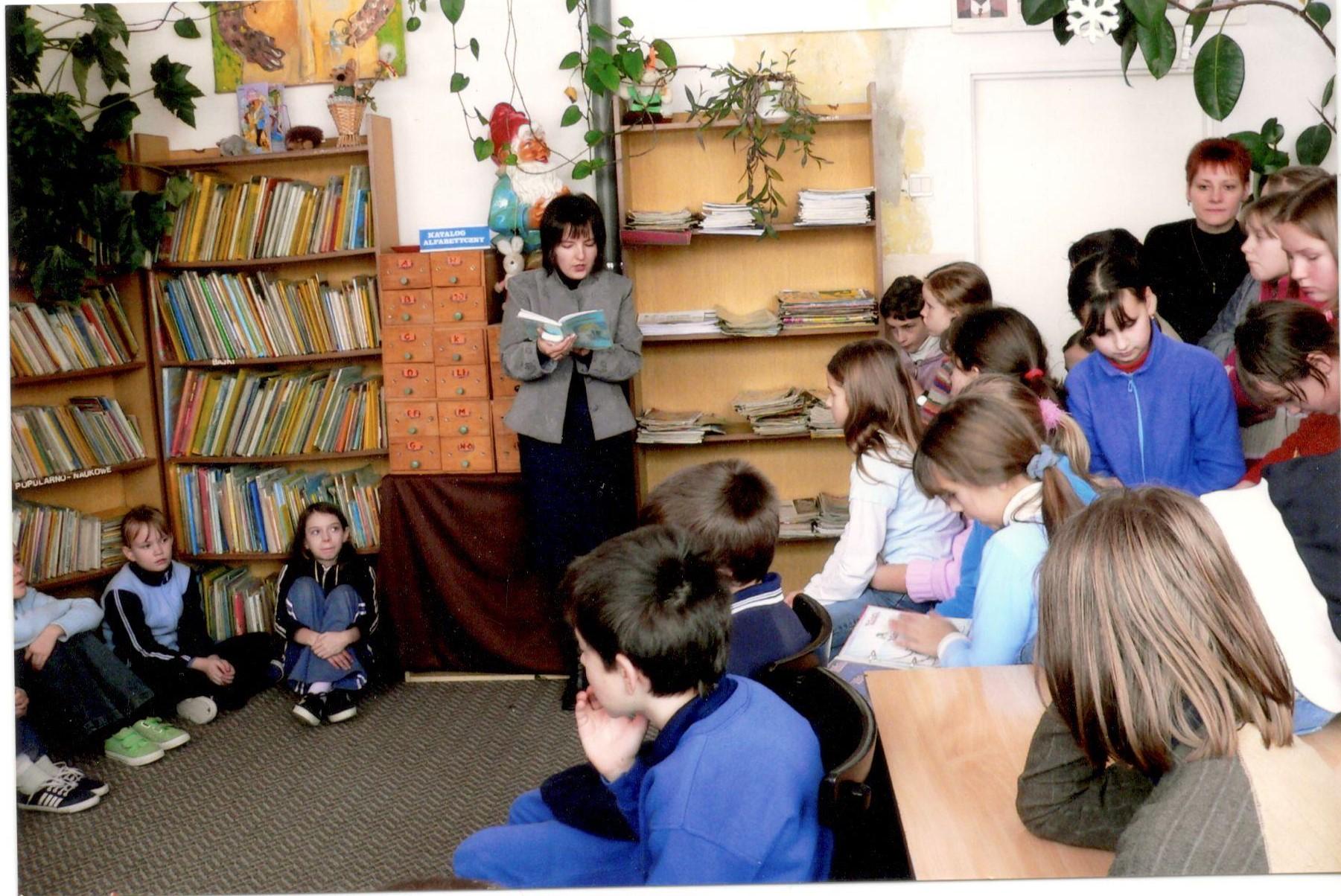 Cała Polska czyta dzieciom,