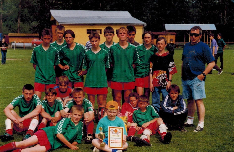 Piłkarska Kadra Czeka turniej makroregionalny, 1997