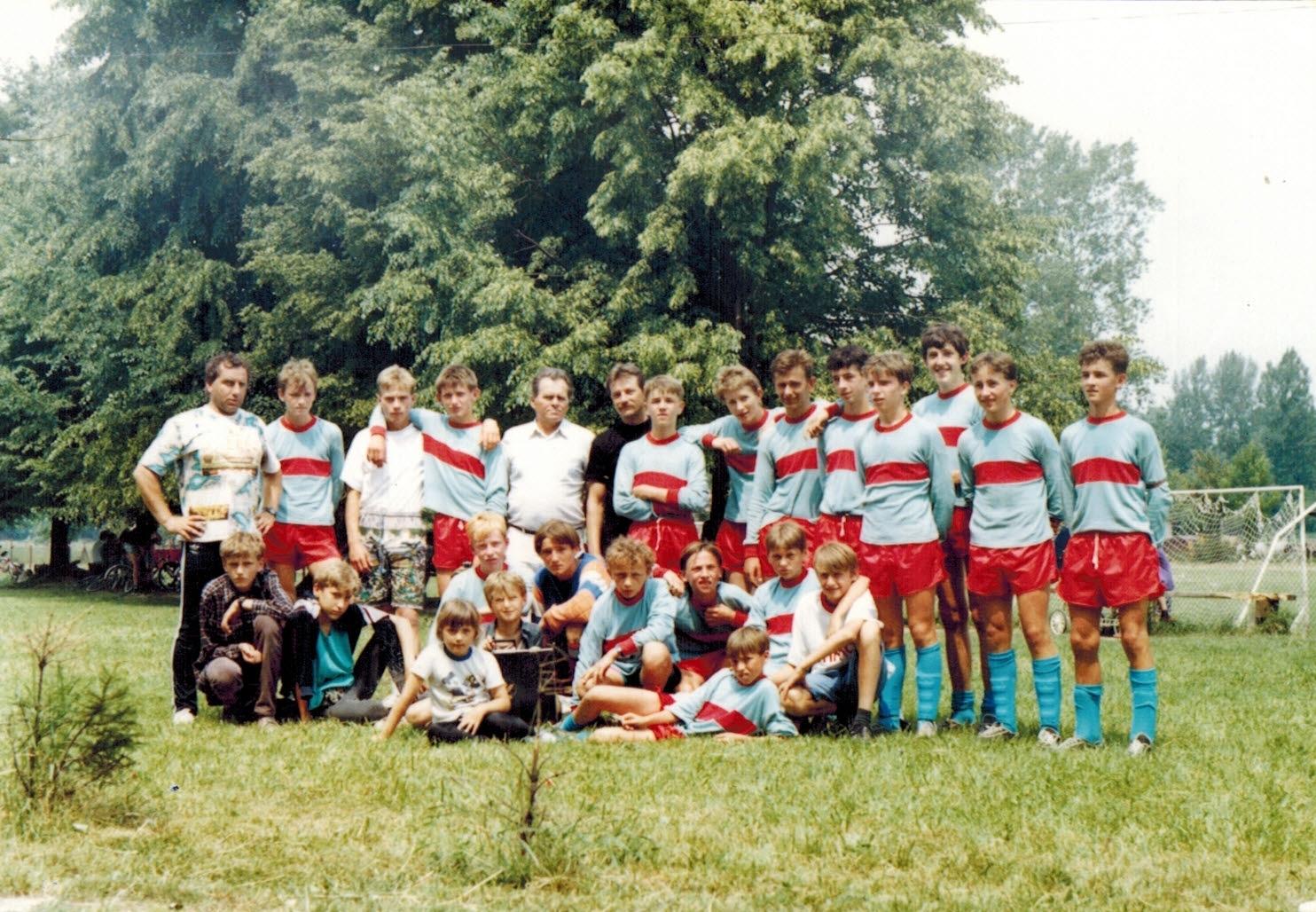 Turniej Piłkarska Kadra Czeka Łańcut, 1993 - makroregion.