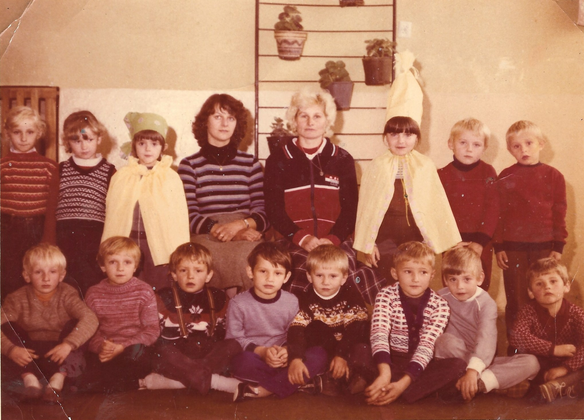 Klasa 0, 1985 rok
