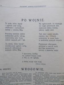 19) KALENDARZ 1916 - POEZJA.jak-zmniejszyc-fotke pl