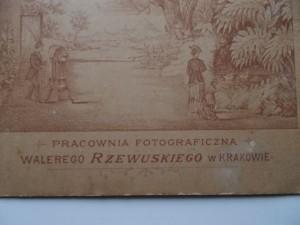 43) WALERY RZEWUSKI - SYGNATURA - REWERS