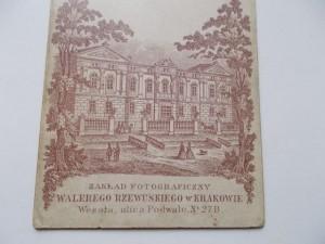 47) WALERY RZEWUSKI - SYGNATURA - REWERS