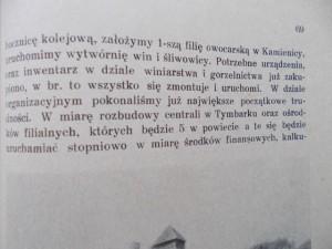 23) KOLEKCJA PRYWATNA TYMBARK