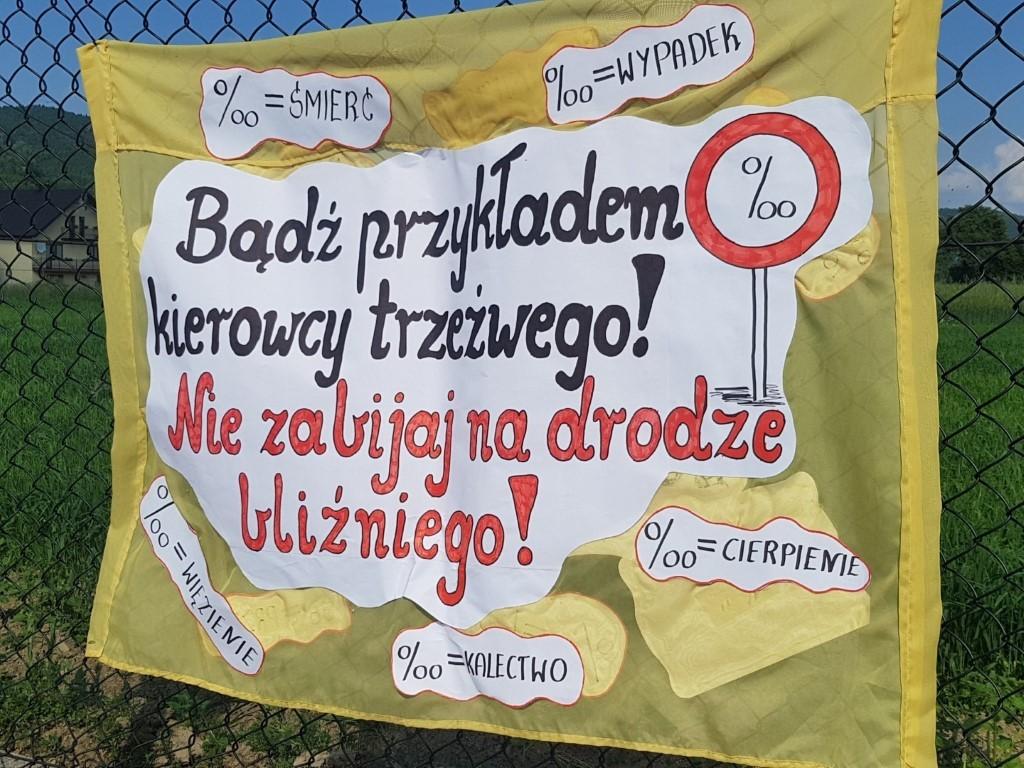 Plakaty Uczniów Szkoły Podstawowej W Podłopieniu