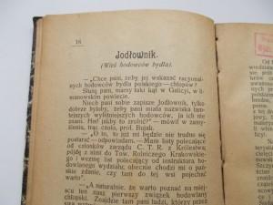 18) GALICYA - JODLOWNIK.